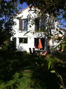 Photo for Pornic: a wooden country house 5 min from the beach