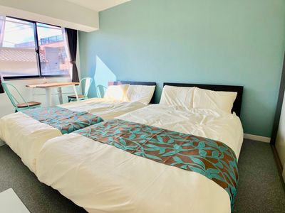 Photo for Stylish clean comfortable room in a residential  / Kita-ku Tokyo