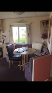 Photo for 3-Bed Caravan w/ Sea Views