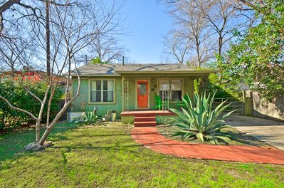 Exterior - Welcome to Austin! This home is professionally managed by TurnKey Vacation Rentals.