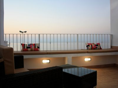 Photo for Terracielo Home, detached house with a wonderful sea view terrace