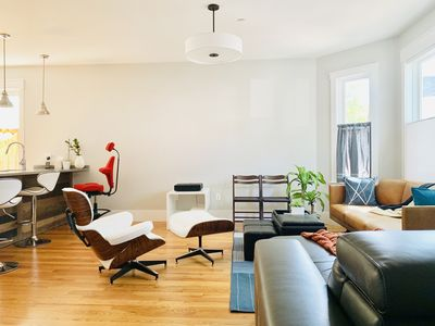 Photo for [NEW] Stylish smarthome with sunny bedroom near MIT in Cambridge