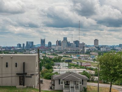 Photo for F3&4) TWO Side-by-Side NEW Downtown Homes with Skyline Views - 8 BEDROOMS!