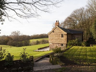 Photo for On private estate, Pheasants Nye privacy but not isolated  on Peckforton hills