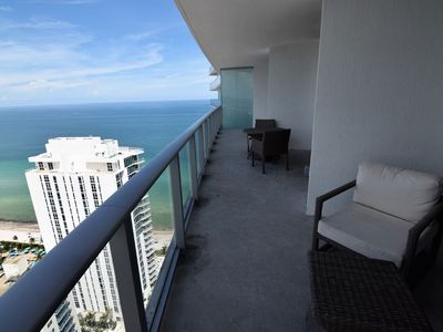Photo for Hyde -3308  2 BEDS/ 2 BATHS UNIT AT THE HYDE BEACH RESORT AND RESIDENCES