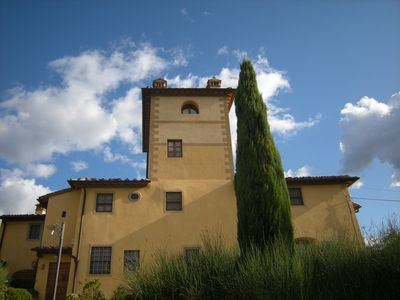 Photo for 2BR Country House / Chateau Vacation Rental in san casciano in val di pesa, Toscana