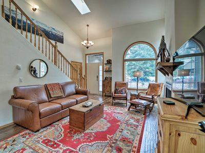 Photo for Beautiful Ouray Home w/ Mtn View, 1 Mi. to Town!