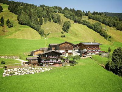 Photo for Apartment for 4 pers. directly on the snowy ski slope to the Schönleitenbahn