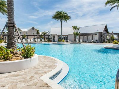 Photo for 5th Night FREE (April-May)! Pool! Bike to Beach ~ Beachy Keen at Prominence North 30A