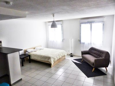 Photo for Charming Montpellier center studio, close to all amenities