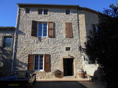 Photo for House of the 15th century, 2 bedrooms, 130 m², 5 people