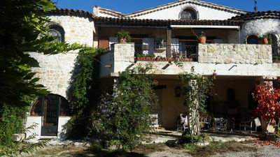 Photo for Chateauneuf Grasse: House / Villa - Châteauneuf-GrasseHouse with garden