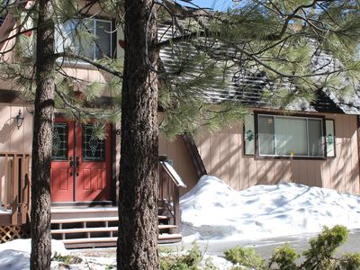 Photo for Prices reduced for Spring! Room for the whole family, walk to Summit!