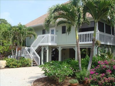Photo for Sunset Captiva, new kitchen, pickleball, heated pool & grill!