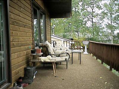 Photo for 4BR Cabin Vacation Rental in Mulhurst, AB