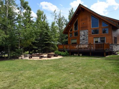 Photo for ** New Listing ** Mountain Lion Lodge | 20 Minutes to Yellowstone!