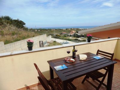 Photo for Holiday apartment La Caletta for 4 persons with 1 bedroom - Holiday apartment