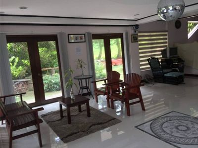 Photo for Lovely Vacation House in Tagaytay
