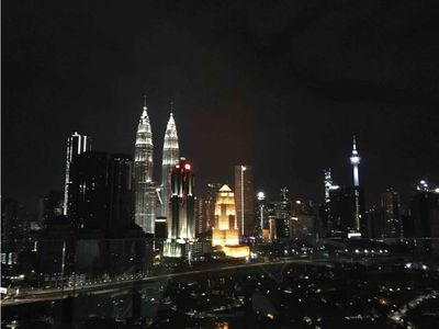 Photo for Good View, InstaCouple, Setiasky Condo, Highfloor