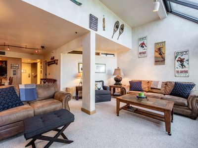 Photo for Spacious 3 Bedroom Condo Ski-In/Out At Park City Mtn Resort: Discounted Rates