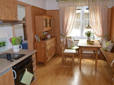 Photo for The Dirndl Queen - Apartment for 2 persons in the Allgäu