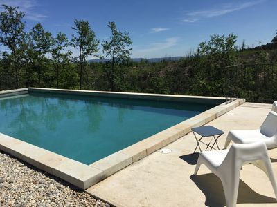 Photo for Property 22p, private pool 15x6m, 12ha of land