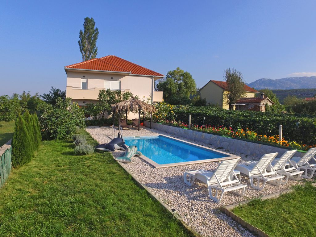 Holiday House In A Quiet Village Municipality Of Dicmo
