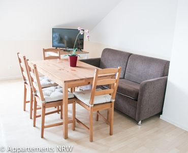 Photo for 2 rooms- apartment with 4 beds for tourists and businessmen in Düsseldorf Rath