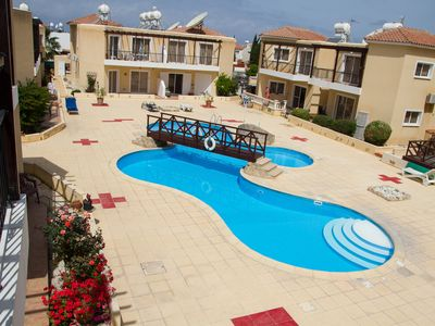 Photo for 2 Bedroom Luxury Apartment with Pool
