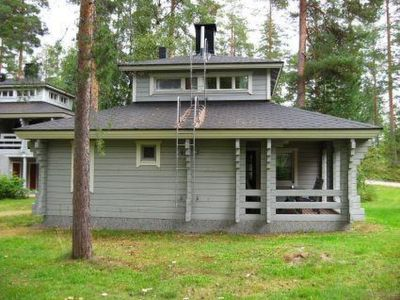 Photo for Vacation home Karjalan veikko 4 a in Lieksa - 6 persons, 2 bedrooms