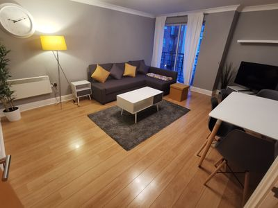 Photo for The Qube Apartments*Sleeps 6*Free Parking