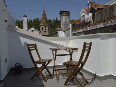 Photo for 1BR Apartment Vacation Rental in Tomar, Santarém