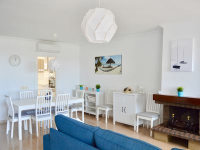 Photo for House with 3 floors on the first line of the beach. Beachfront house