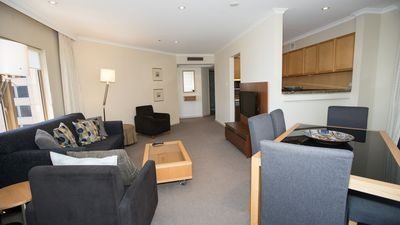 Photo for QW108 LARGE 1 BEDROOM APARTMENT/ CIRCULAR QUAY