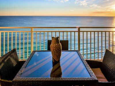 Photo for Fantastic 16th Floor Gulf Views! Resort Pools! Family Friendly Resort!