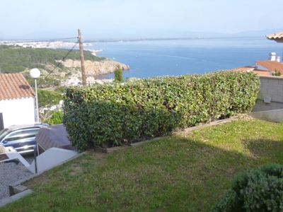 Photo for House with seaview upon the hill of Montgo.