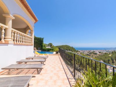 Photo for Vacation home Lastres  in Jávea, Costa Blanca - 8 persons, 4 bedrooms