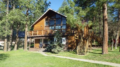 Photo for Cabin living in the San Juan River Village close to Wolf Creek Skiing