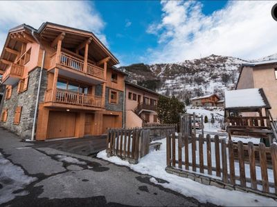 Charming chalet, Saint-Martin-de-Belleville, 3 valleys
