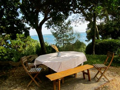 Photo for House with private access to the sea and private dock - Cap Ferret