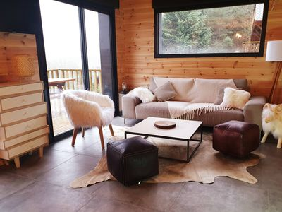 Photo for Charming chalet in Besse