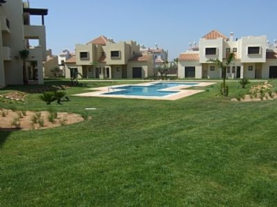 Photo for South Facing Ground Floor Apartment - Roda Golf Resort - Wifi & Free Air Con
