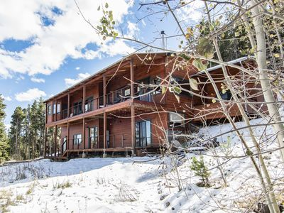 Photo for Beautiful Bright Spacious Modern Luxury Lodge With Spectacular Views!