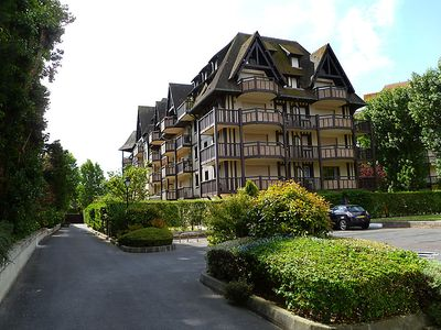 Photo for Apartment Le Fairway  in Deauville - Trouville, Normandy - 4 persons, 1 bedroom