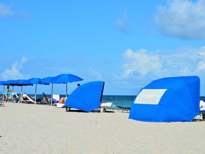 Photo for *WALK TO SAND*Luxury Beach Condo w/ Jetted Spa Tub 5 STARS