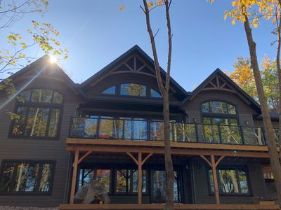 Photo for Brand New Luxury Georgian Bay Lake House