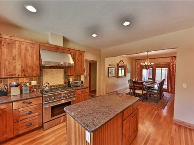 Photo for Outstanding home with hot tub, tons of room, porch with grill, minutes from Winter Park