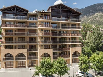 Photo for 2BR Apartment Vacation Rental in Briançon