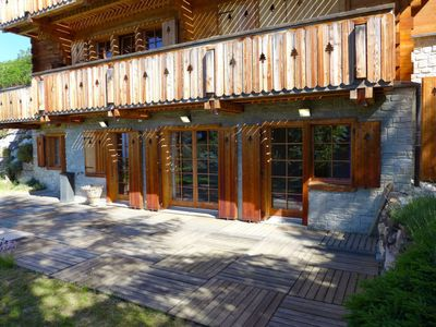 Photo for Apartment Loutserou in Crans-Montana - 6 persons, 3 bedrooms