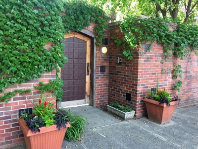 """Photo for Luxury Urban Oasis w/ 2 Master Suites in """"Little Bohemia"""" next to the Old Market"""